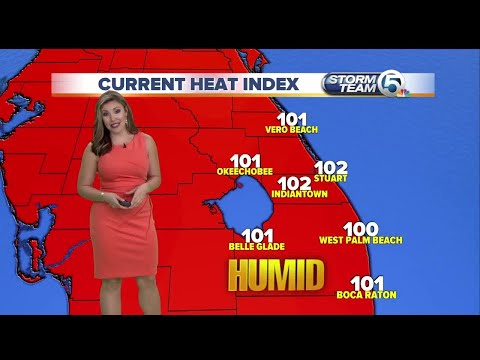 South Florida Tuesday afternoon forecast (8/15/17)