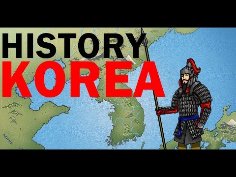 All Korean kingdoms explained in less than 5 minutes ( Over 2,000 years of Korean history)