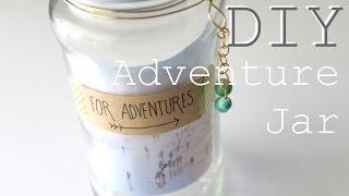 DIY Adventure Jar   xoStellaire ☆