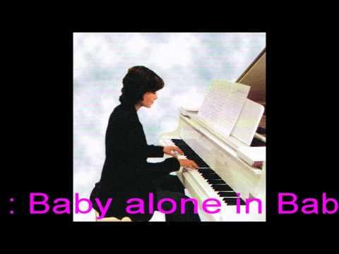 VERONIQUE SAINT GERMAIN   Piano Solo   Baby alone in Babylone