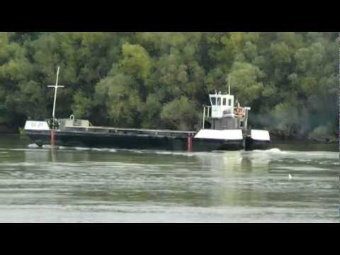 Split Hopper Barge , Mohács , Hungary , 2012 szeptember