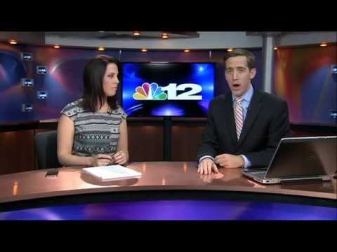 Britni McDonald Anchors Unscripted 6pm Breaking News