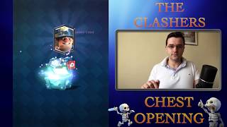 Clash Royale - MEGA Chest Opening - Draft, Legendary, 2x Magical