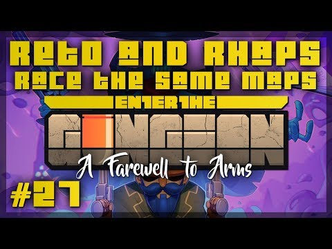Reto & Rhaps Race the Same Maps in Enter the Gungeon: Shout Out - Episode 27