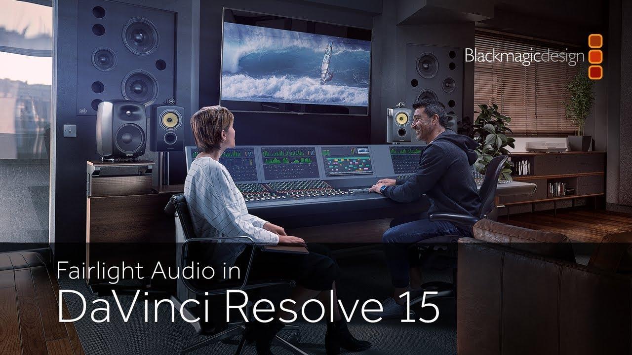 Learn DaVinci Resolve 15's New Features | Jonny Elwyn - Film Editor