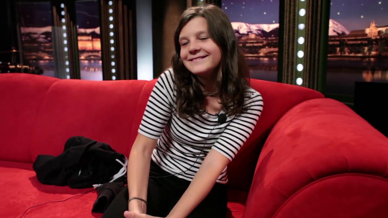 2. Marie Doležalová - Show Jana Krause 18. 3. 2015 - YouTube