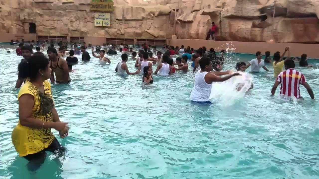 lds deaf hearing and deaf friends swimming to play fun wonderla water pool bangalore isl youtube