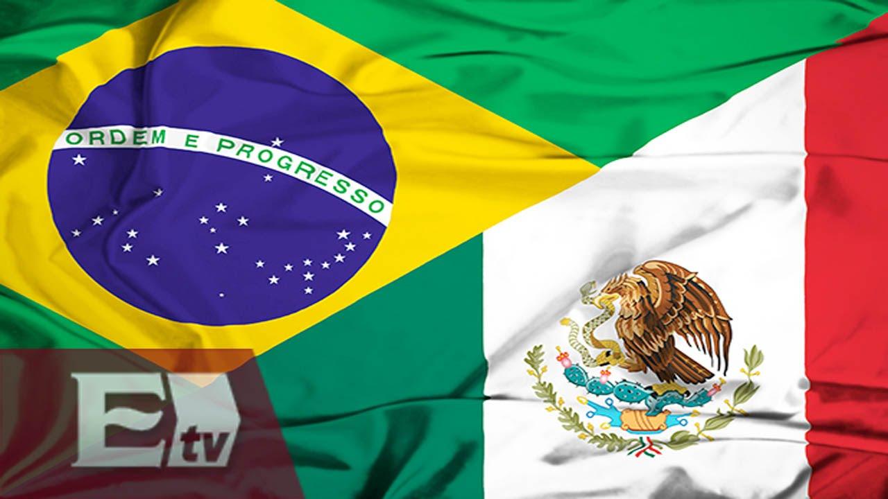 La luz y sombra de la economía en México y Brasil / David Páramo