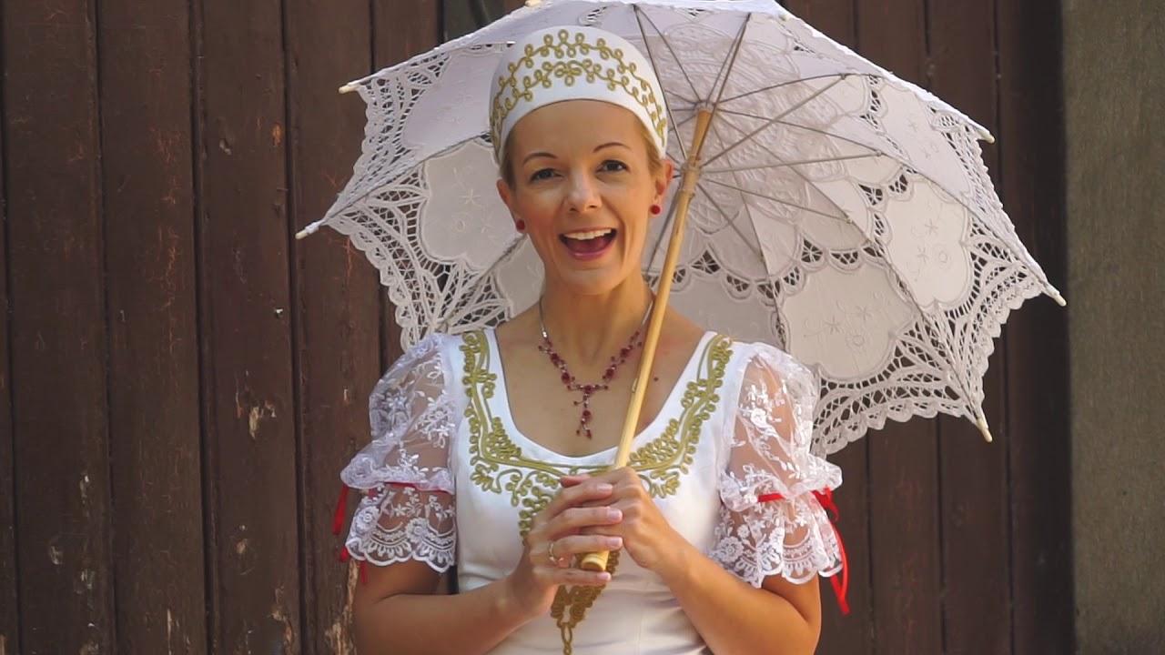 Magyar Rózsa - Boldog vagyok véled kisangyalom (official video 2017)