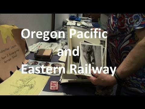 Oregon Pacific and Eastern Railway