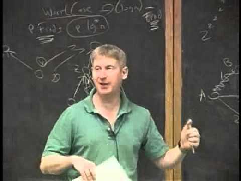 Graph Algorithms II - DFS, BFS, Kruskal's Algorithm, Union Find Data Structure - Lecture 7