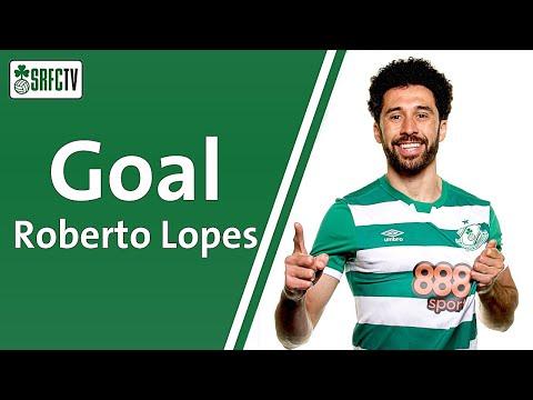 Roberto Lopes v St. Patrick's Athletic | 30 July 2021
