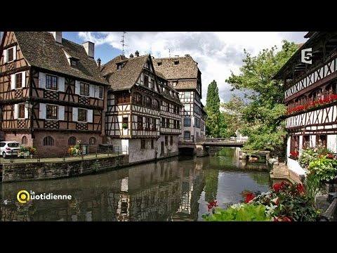 Les 5 bonnes raisons de visiter Strasbourg