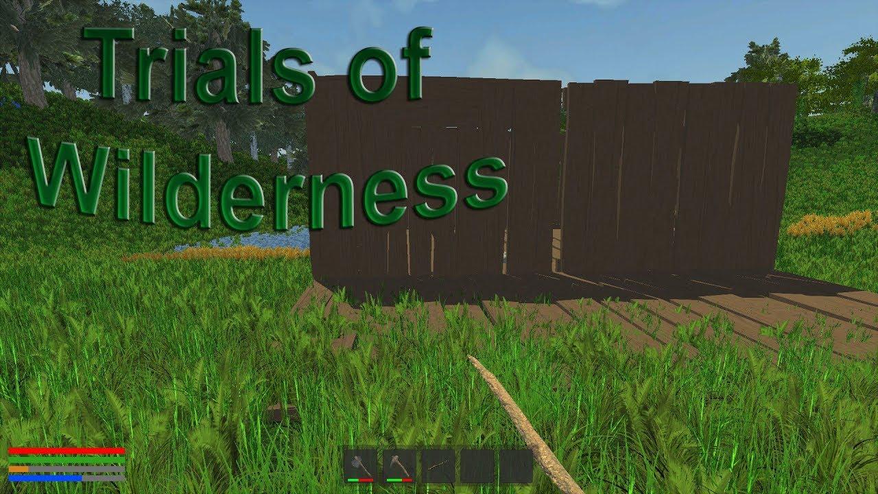 Wilderness Deutsch