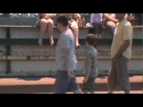 Ivanjski krijes Karlovac 2012 (1): Šetnja - Potezanje užeta - Šetnja