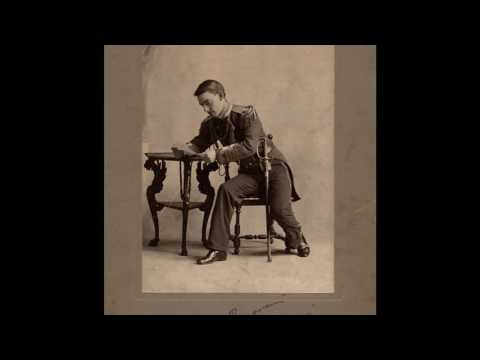 BROADWAY MUSICAL (1916-17)  Baritone George MacFarlane: My Castle in the Air (1917)