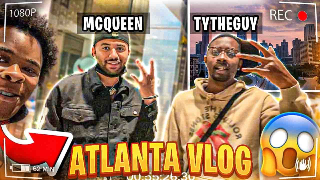 Face To Face With McQueen & Tytheguy 😱 **NOT CLICKBAIT**