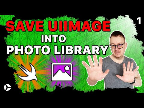 Save UIImage to Camera Roll in Swift 5 (NEW) thumbnail