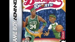 Brhundle Plays Backyard Basketball 2007: Cavaliers vs Knicks (Game 5: Easy)