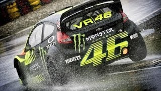 Valentino Rossi & VR46 Monster Team - Monza Rally Show 2013