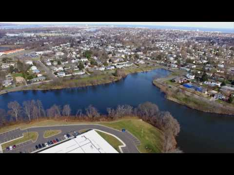 Long Branch   New Jersey by Drone