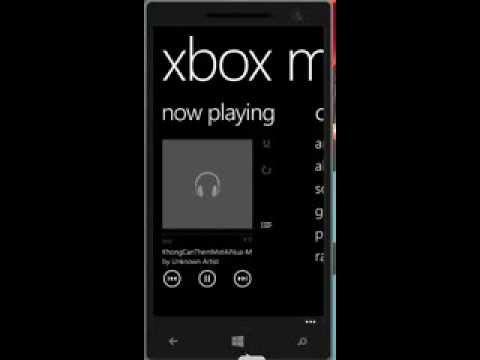 Windows Phone 8.1 cho phép tải nhạc về và tự đồng bộ với Xbox Music