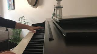 Ennio Morricone   Le Vent, Le Cri (Piano Cover)