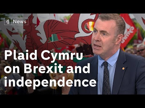 Plaid Cymru's Adam Price on Welsh independence and Brexit