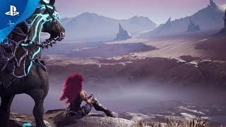 Darksiders III - Horse With No Name Trailer | PS4
