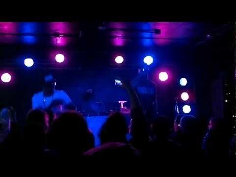 Live From The Underground 2012 Ottawa:Slim thug: Like A Boss