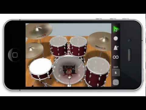 drum apps for iphone