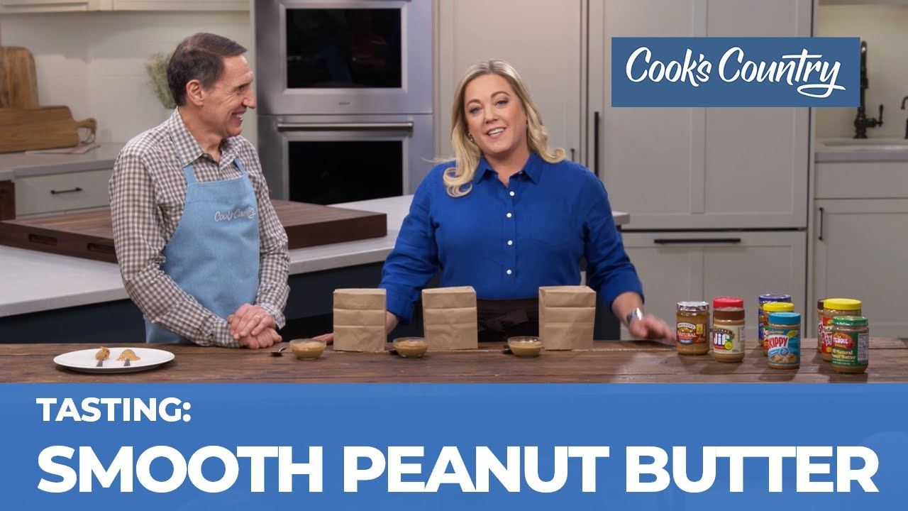 Our All-Time Favorite Smooth Peanut Butter