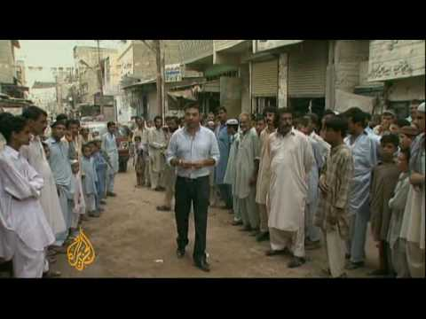 Ethnic tensions run high in Karachi - 27 June 09