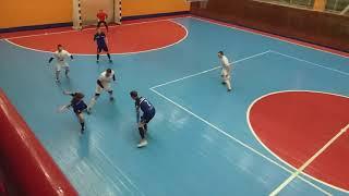Мини футбол Тренировочные матчи команд Суперлиги