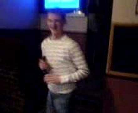 john glover on karaoke at whitby