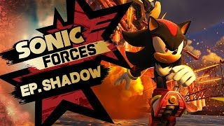 Sonic Forces PS4 Pro 4K Gameplay Walkthrough Playthrough Let's Play (Full Game) - Episode Shadow