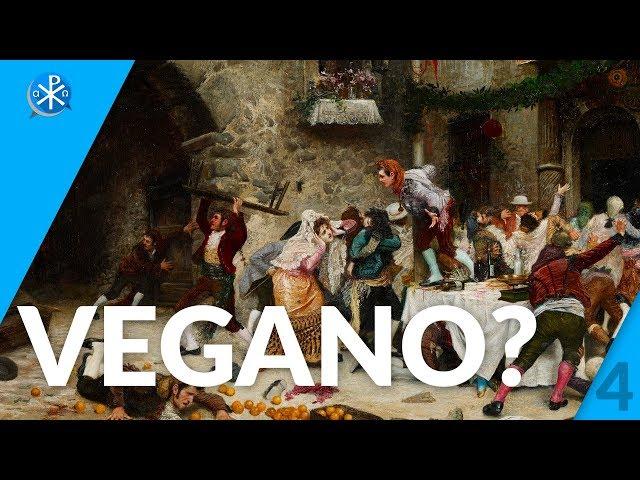 Vegano?   Perseverancia - P. Gustavo Lombardo