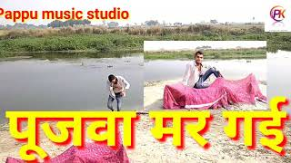 #पुजवा मर गई# Pujawa _ Mar_ Gail  #Dance _new_Bhojpuri__ Song_2019#Pappu music studio#