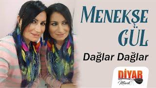 Menekşe Gül - Dinsiz Dağlar (Official Audio)