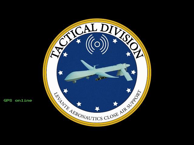 Dron de Seguimiento *NUEVO DRON* de Levante Aeronautics Tactical Division. Dron Sigilo.