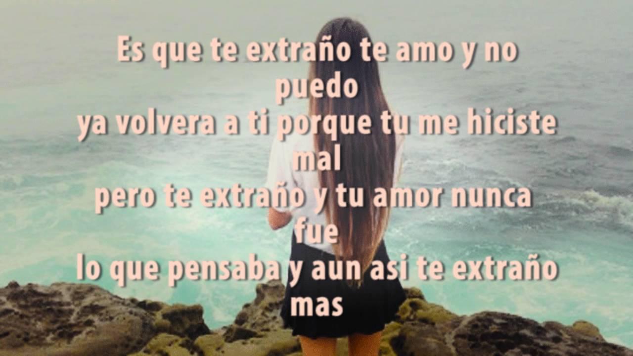 Te Extraño El Poeta Ivp Ft Notor Mc 2015 Rap Romantico
