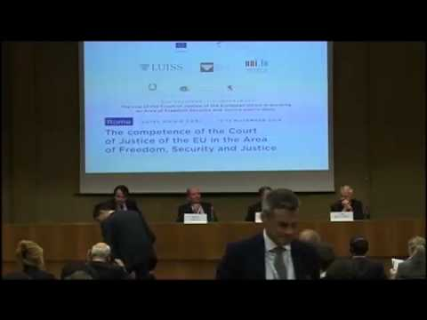 The competence of the Court of Justice of the EU - LUISS University - Session 3