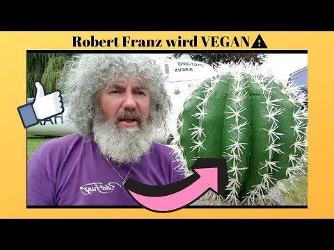 TOP-NEWS: Robert Franz wird vegan