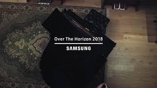 Samsung Galaxy S9 ringtone or Over the horizon new version!