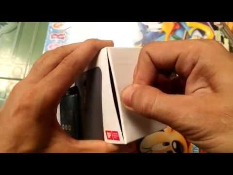 Review Unbox Khui Hộp Zenfone 2   RAM 4GB, CPU Z3580, 32GB mua từ Lazada Việt Nam