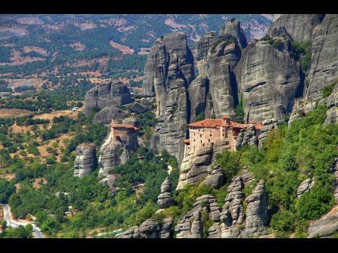 Экскурсии в Греции - Метеоры с TEZ TOUR (Греция)