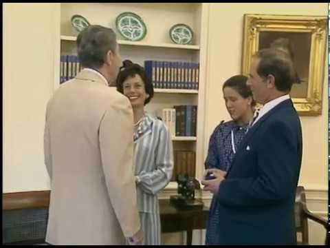 President Reagan's Photo Opportunities on June 13, 1988