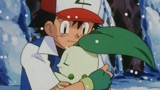 Chikorita! | Pokémon: The Johto Journeys | Official Clip