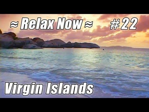 VIRGIN GORDA, Devil's Bay Beach #22 Beaches Ocean Waves British Virgin Islands BVI Yacht Rental Trip