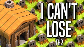 Invincible TH2 in Clash of Clans | Lets Play